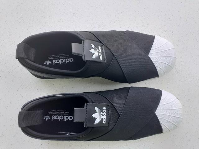 Tênis Adidas Superstars Slip On