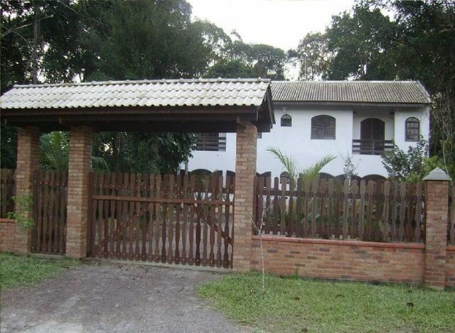 Aluguel Temporada casa Itapoá SC* Sobrado 4 quartos 2 banheiro mobiliada - Foto 3