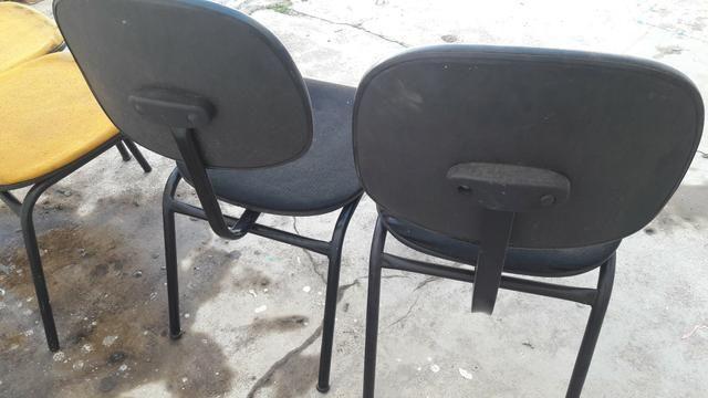 4 cadeiras ( para utilizar somente estrutura ) - Foto 3