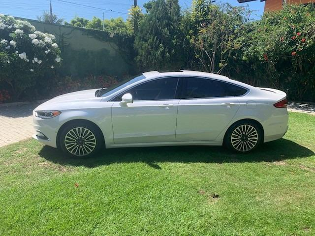 Ford Fusion Extra 2017 Exclusivo Oportunidade Igual a Zero Awd