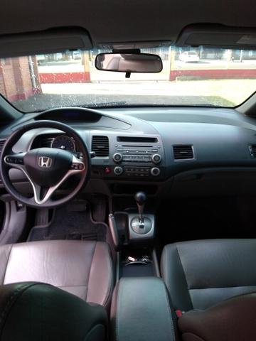 Honda Civic Sedan LXL/LXL Flex 1.8/16v. Auto. - 2010 - Foto 8