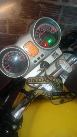 Vendo ou troco por carro moto Twist 2008 - Foto 10