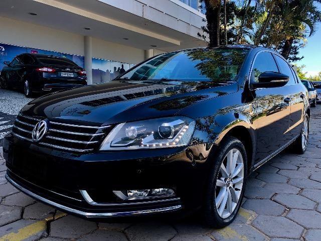 VW Passat TSI *Impecável*Pacote Premium opcionais - Foto 3