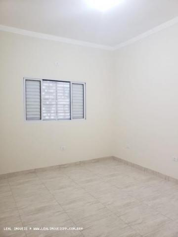 Casa para venda em presidente prudente, itacare, 3 dormitórios, 1 suíte, 1 banheiro, 4 vag - Foto 2