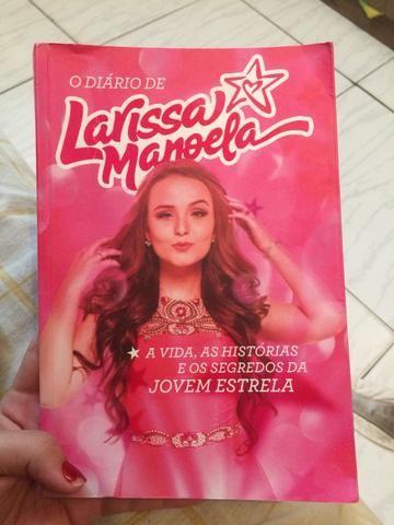 c9fbf4cbd8f32 Livro larissa Manoela - Livros e revistas - Cidade Tiradentes