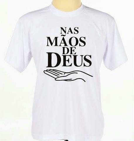 173545b68 Camisetas com estampas evangélicas - Roupas e calçados - Monte ...