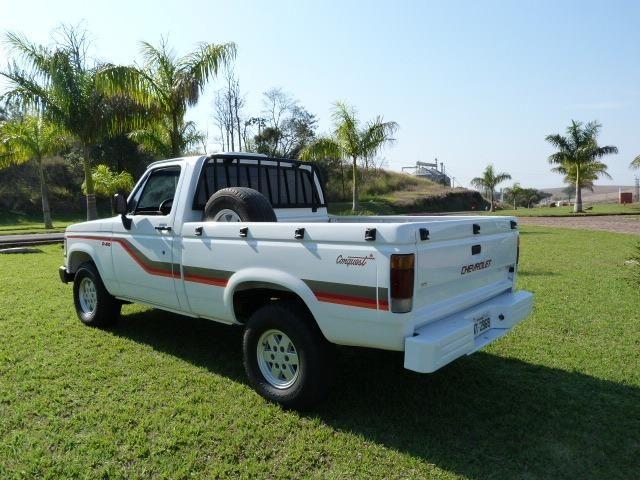 Gm - Chevrolet D-20 completa turbo de fabrica - Foto 6