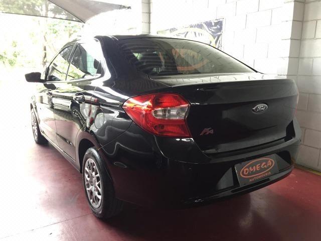 Ford Ka Sedan SE único dono, baixa km, vale a pena conferir !! - Foto 4