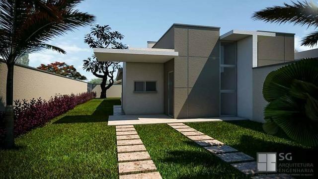 Grande lançamento de casas em Aquiraz TERRENO GRANDE 6,5X33