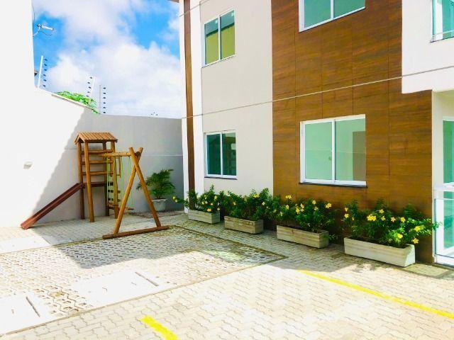 WS lindos apartamentos novos com 2 quartos 2 banheiros com entrada facilitada - Foto 2