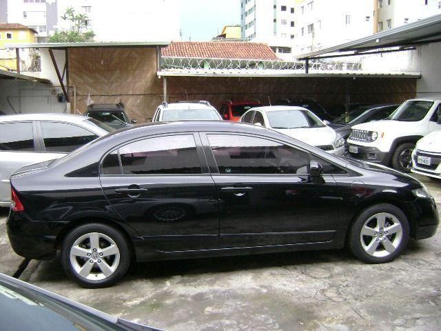 Honda Civic LXS 1.8 16V (Aut) (Flex) 2007/2008 - Foto 10