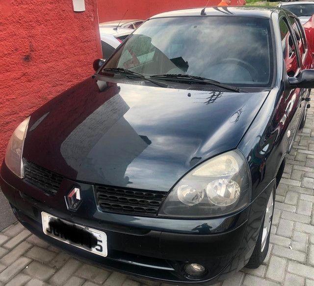 CLIO 1.6 Flex Sedan Previlége 05 Completo inteiro 20 Pg.R$13.900,