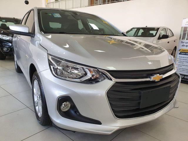 Chevrolet 1.0 Turbo LT Hatch Automatico - 2021/21