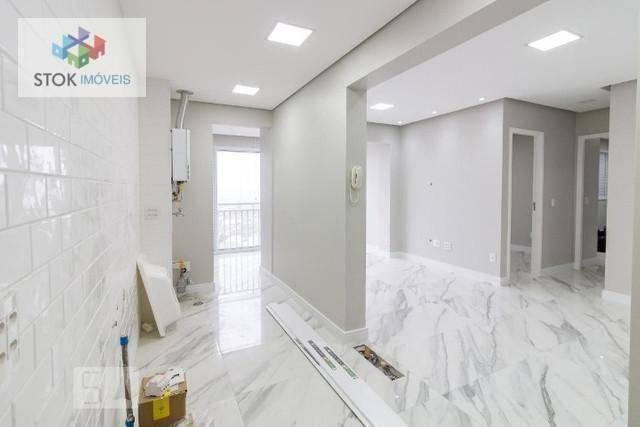 Apartamento com 2 dormitórios à venda, 62 m² por R$ 370.000,00 - Vila Augusta - Guarulhos/ - Foto 13