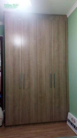 Apartamento com 2 dormitórios à venda, 50 m² por R$ 250.000 - Parque Maria Helena - Guarul - Foto 6