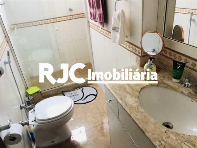 Apartamento à venda com 3 dormitórios em Tijuca, Rio de janeiro cod:MBAP33158 - Foto 16