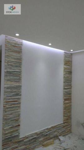 Apartamento com 2 dormitórios à venda, 50 m² por R$ 255.000,00 - Jardim Cocaia - Guarulhos - Foto 11