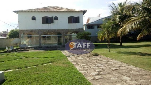 Linda casa de 6 quartos sendo 3 suítes a venda em Unamar-Cabo Frio!!!