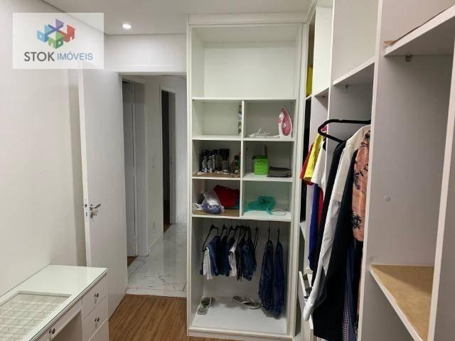Apartamento com 3 dormitórios à venda, 83 m² por R$ 605.000 - Jardim Flor da Montanha - Gu - Foto 6