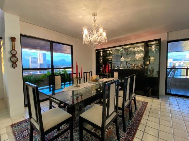 Cobertura duplex com 04 suites no bairro mauricio de nassau em Caruaru - Foto 8