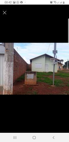 Vendo ágio de uma casa em Goianira setor montagono