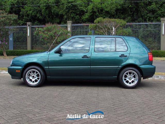 Golf GL 1.8 Mi 1997 45.000 km Originais - Único Dono - Ateliê do Carro - Foto 6