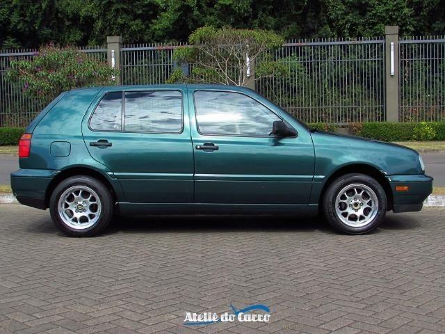 Golf GL 1.8 Mi 1997 45.000 km Originais - Único Dono - Ateliê do Carro - Foto 5