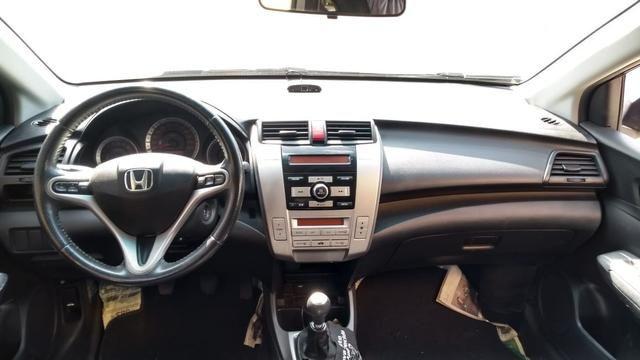 Honda City EX 2011 Mec - Foto 5