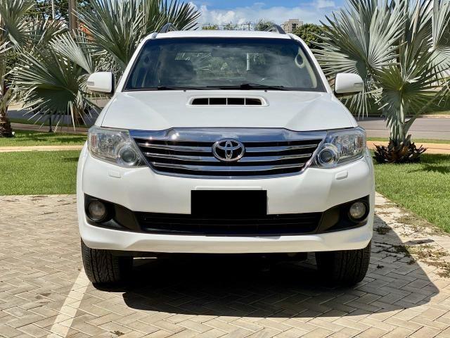 Toyota Hilux Sw4 - Srv 3.0 4x4 - 7 lugares - 2013/2014- muito conservada - Foto 2