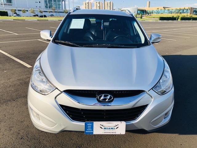 Hyundai IX35 2.0 GLS 4x2 automático 2011 Vendo, troco e financio - Foto 3
