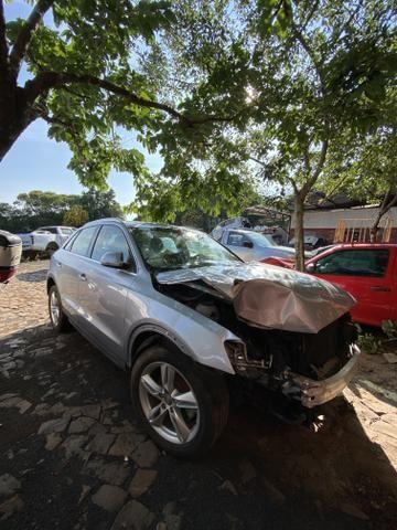 Sucata para retirada de peças- Audi Q3 - Foto 5