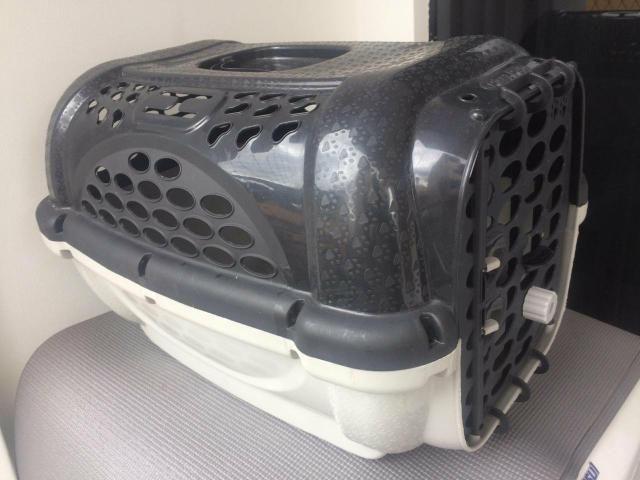 Caixa de Transporte (Plast Pet Panther) - Foto 2
