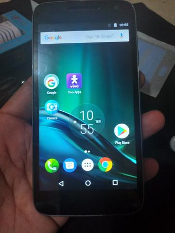 Motorola G play semi novo. Leia o anúncio ok - Foto 2