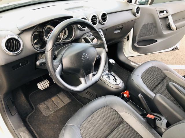 Citroen C3 Exclusive 1.6 automático 2013 Vendo, troco e financio - Foto 5