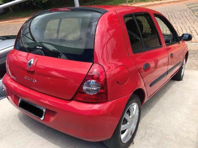 Renault Clio 1.0 Hi-flex 2012 - Foto 4
