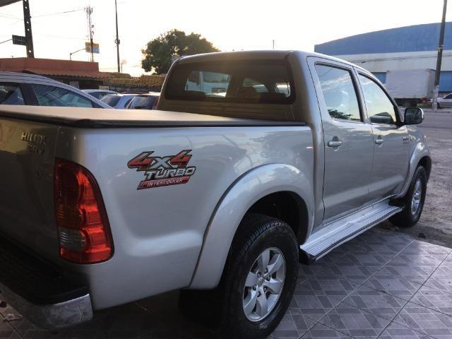 Toyota Hilux SRV 3.0 Turbo 4X4 Aut 2011 R$ 76.900,00 - Foto 4