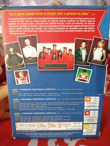 Vendo box do glee - Foto 2