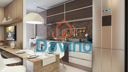 Apartamento com 2 dorms em Praia Grande - Guilhermina por 270 mil à venda - Foto 3