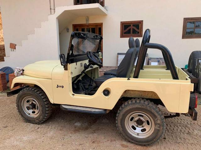 Jeep bege 1966 - Foto 3