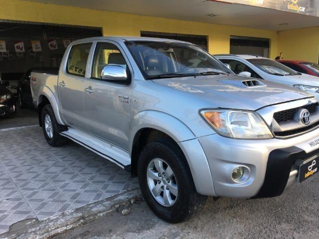 Toyota Hilux SRV 3.0 Turbo 4X4 Aut 2011 R$ 76.900,00 - Foto 6