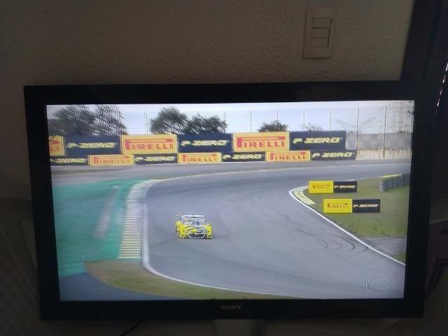 TV Sony 40 polegadas com pequeno defeito - Foto 2