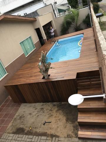 Deck Itauba em piscinas - Foto 5