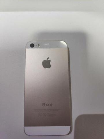 Iphone 5s dourado 32GB *Leia Descrição - Foto 6