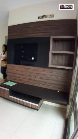 Apartamento com 3 dormitórios à venda, 90 m² por R$ 380.000,00 - Plano Diretor Sul - Palma - Foto 9