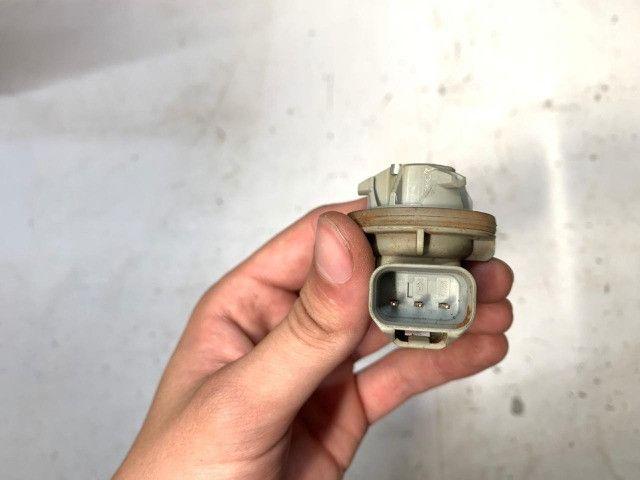 Soquete Lanterna Parachoque Traseiro Freelander 1 05 #12855 - Foto 3