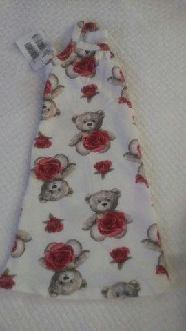 Vestido ursinha  - Foto 2