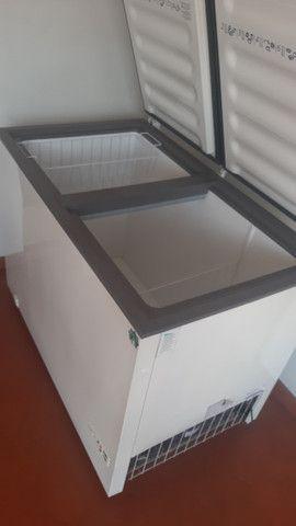 Freezer Cônsul 420 L - Seminovo - Foto 3