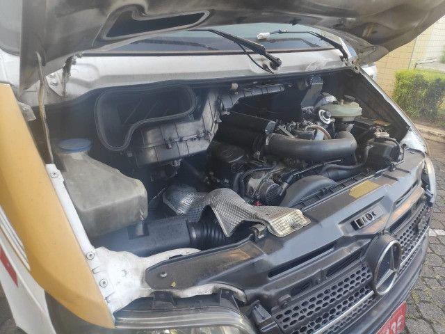 Sprinter 313 16 lug Ar condicionado excelente estado - Foto 6