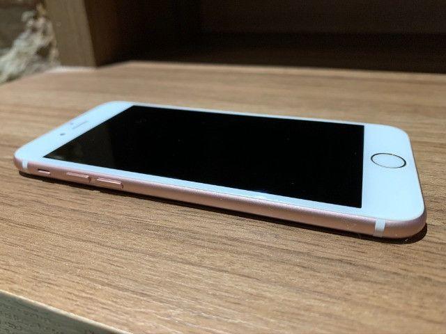 Iphone 6S Rose Gold 64GB única dona, sem nenhum arranhão