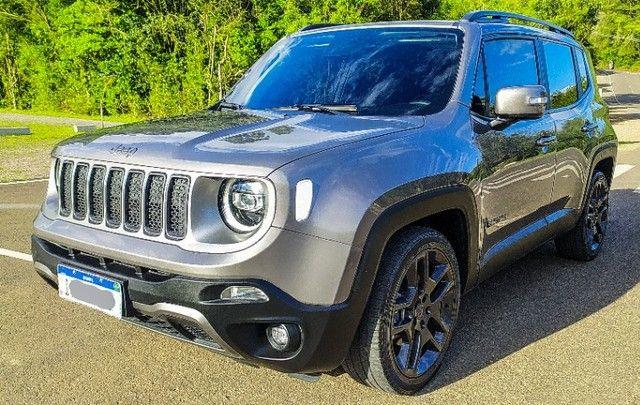 Jeep Renegade Limited 2019 único dono - teto. - Foto 3
